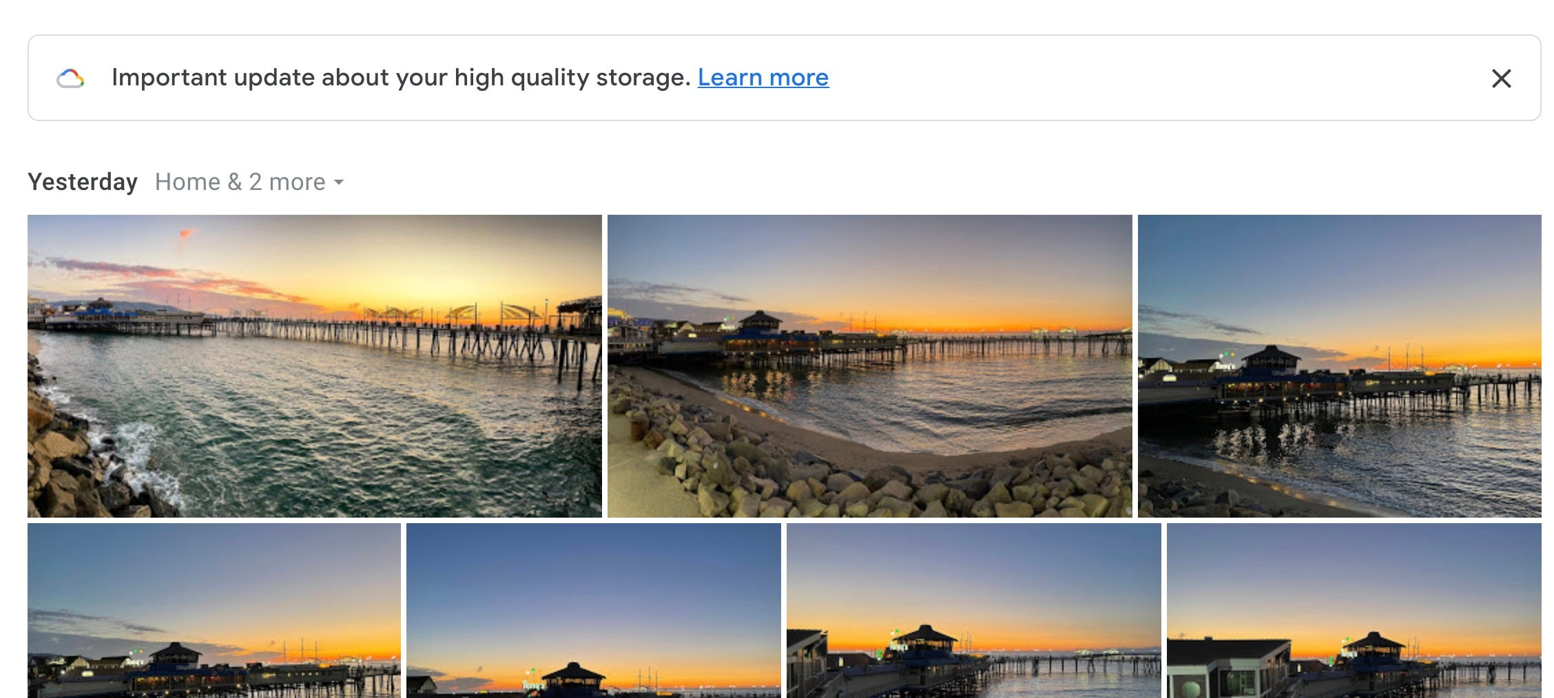 Free unlimited photo storage is a thing of the past – thanks a lot, Google. So what to do?