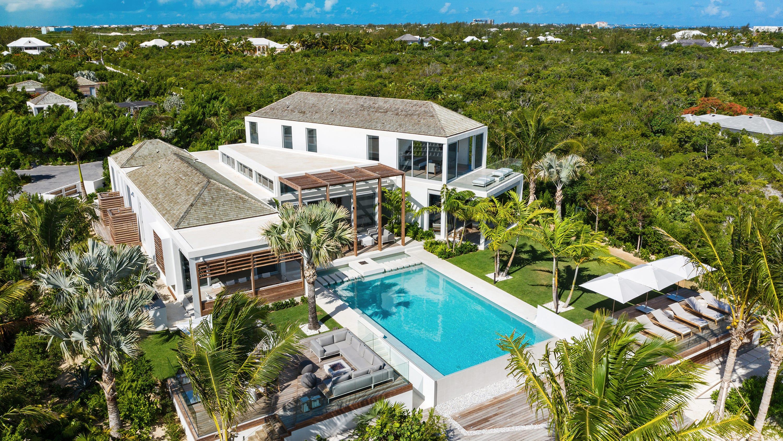 Photos: Swanky, social-distance-friendly Caribbean villas