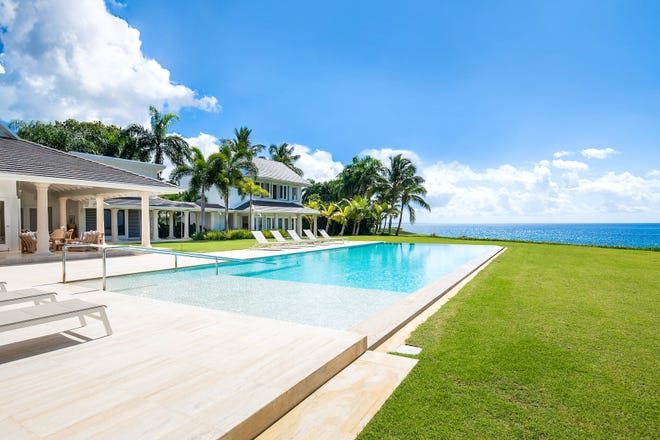 Dominican Republic: Casa de Campo Resort & Villas, located about an hour from Punta Cana, has 10 Oceanfront Villas and 12 Garden Villas, all with private pools.