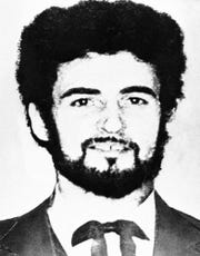 This 1978 file photo shows Peter William Sutcliffe, the alleged 'Yorkshire Ripper'. On Friday, Nov. 13, 2020, Britain's Prison Service said that serial killer Peter Sutcliffe, known as the Yorkshire Ripper died in the hospital.