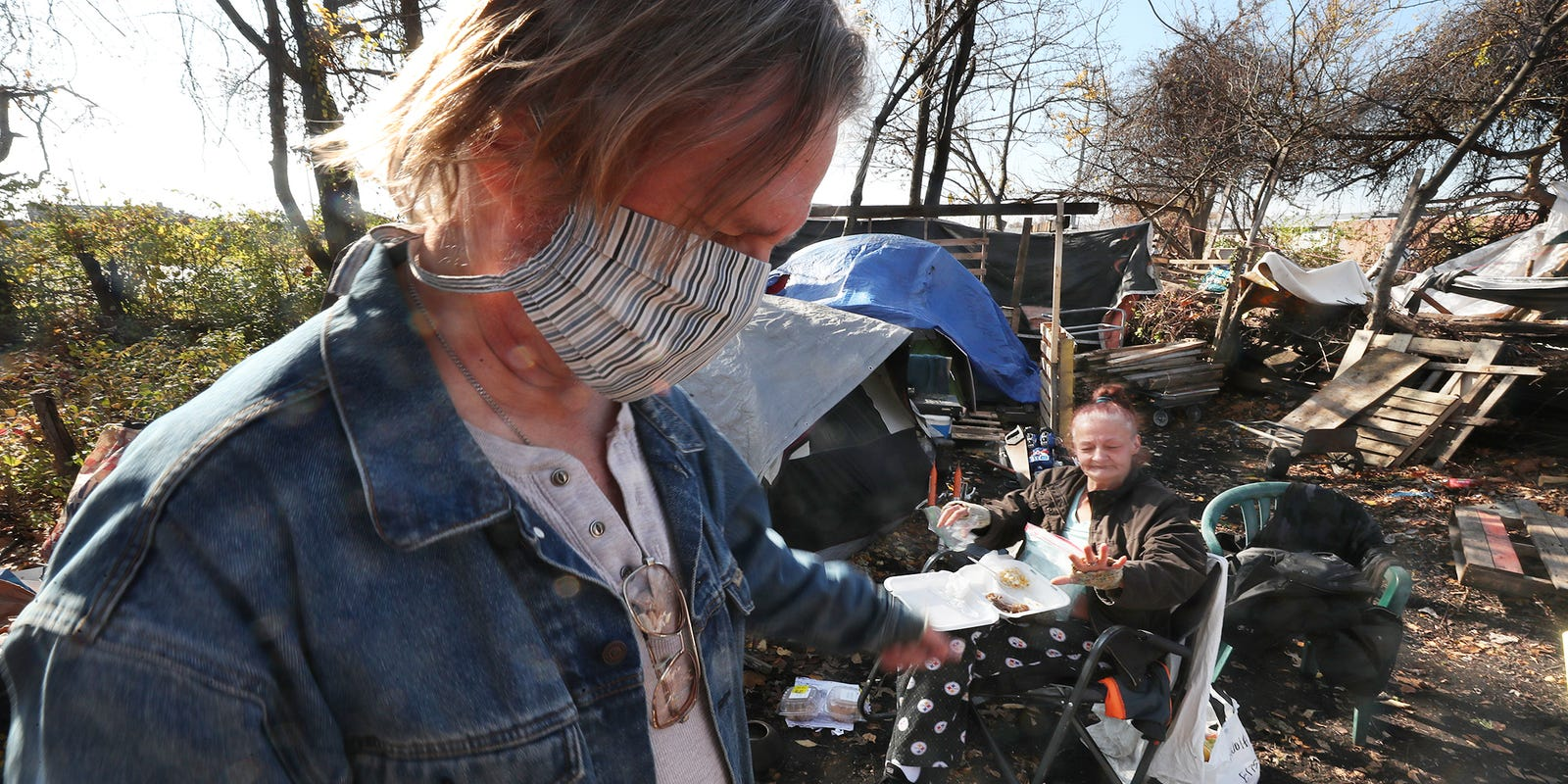 Greater Akron Homeless Community Prepares For Winter Amid Covid 19