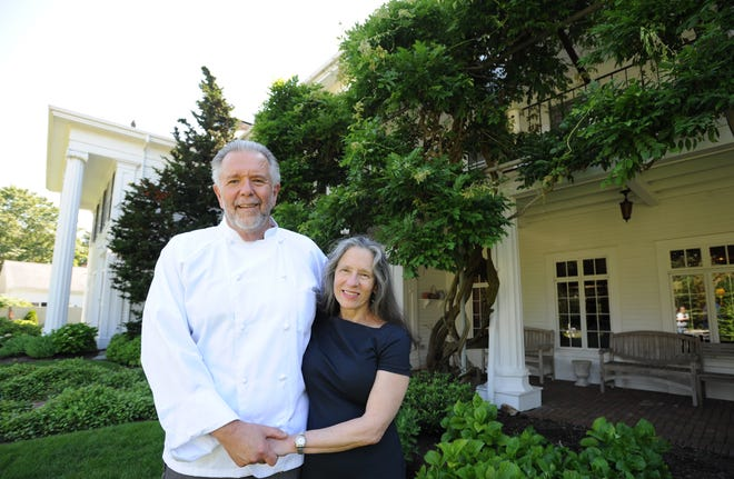 William Conway and Shelly Hippler-Conway owned the Captain Linnell House since 1988. They recently sold the property after deciding to retire.