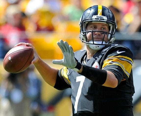 Steelers quarterback Ben Roethlisberger spent the week in self-quarantine after tight end Vance McDonald tested positive for COVID-19.