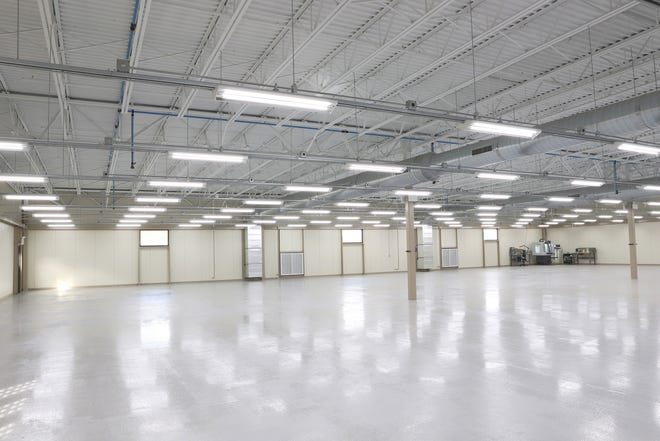 DYCO Electronics of Hornell has completed a  12,000 sq. ft. expansion, nearly doubling its manufacturing space.
