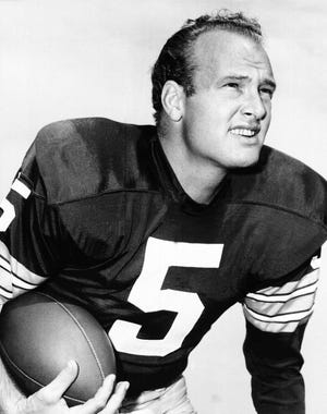 "Paul Hornung, the dazzling ""Golden Boy"" of the Green Bay Packers whose singular ability to generate points as a runner, receiver, quarterback, and kicker helped turn them into an NFL dynasty, has died, Friday, Nov. 13, 2020. He was 84."