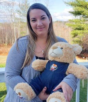 Aubrey Lamontagne's son was stillborn in August 2018 at Wentworth-Douglass Hospital. Now she hopes to create Children's Garden in Dover.
