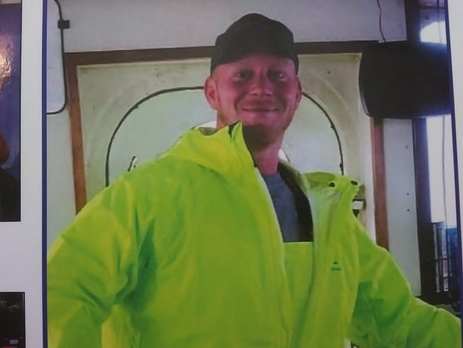 John Ansay Jr., a fisherman out Point Judith lost at sea Jan. 1, 2019. Ansay's parents are suing Hope Fisheries Inc., the entity that owned the boat, for negligence.