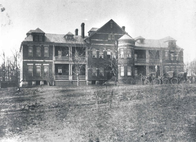 Aultman Hospital, opened Jan. 17, 1892, was built on property in southwest Canton deeded to the Aultman Hospital Association by Elizabeth Harter, daughter of manufacturer and banker Cornelius Aultman, and her stepmother Katherine Barron Aultman. By 1920, it and Mercy Hospital in Canton, both were facing a shortage of bed space.