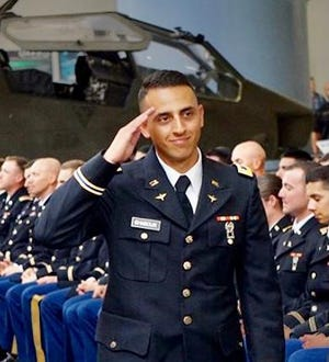 Chief Warrant Officer 2 Marwan Sameh Ghabour of Marlboro was killed in an U.S. Army helicopter crash Thursday in Egypt.