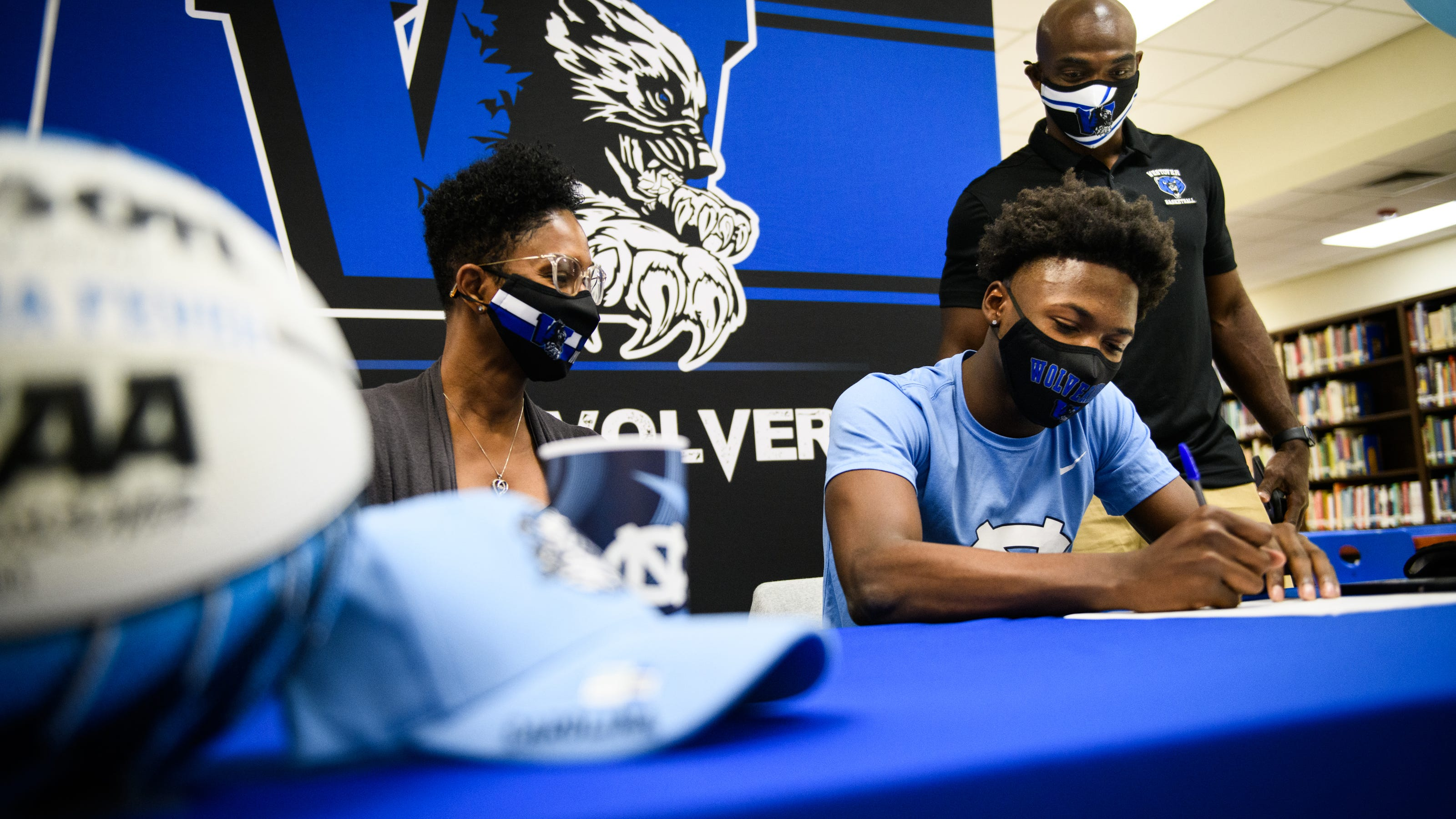 D'Marco Dunn will make history for UNC basketball in 2021