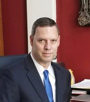 Space Coast Office of Tourism Executive Director Peter Cranis