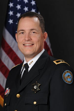 Jeff Walther, who retired from the Scottsdale Police Department as an assistant chief in 2018, will serve as the interim police chief for Scottsdale Police Department.