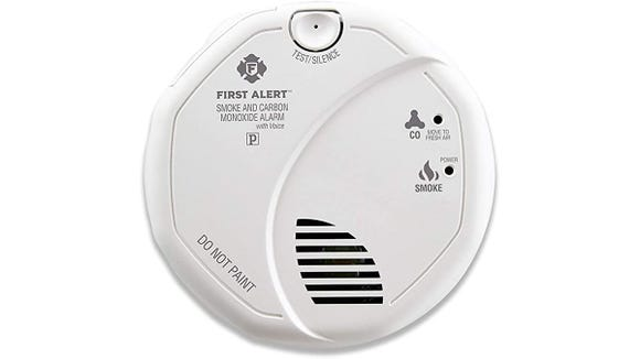 Keep your space safe with this First Alert detector.