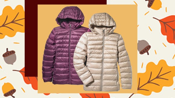 Grab winter-ready coats, scarves and more at Target this week.