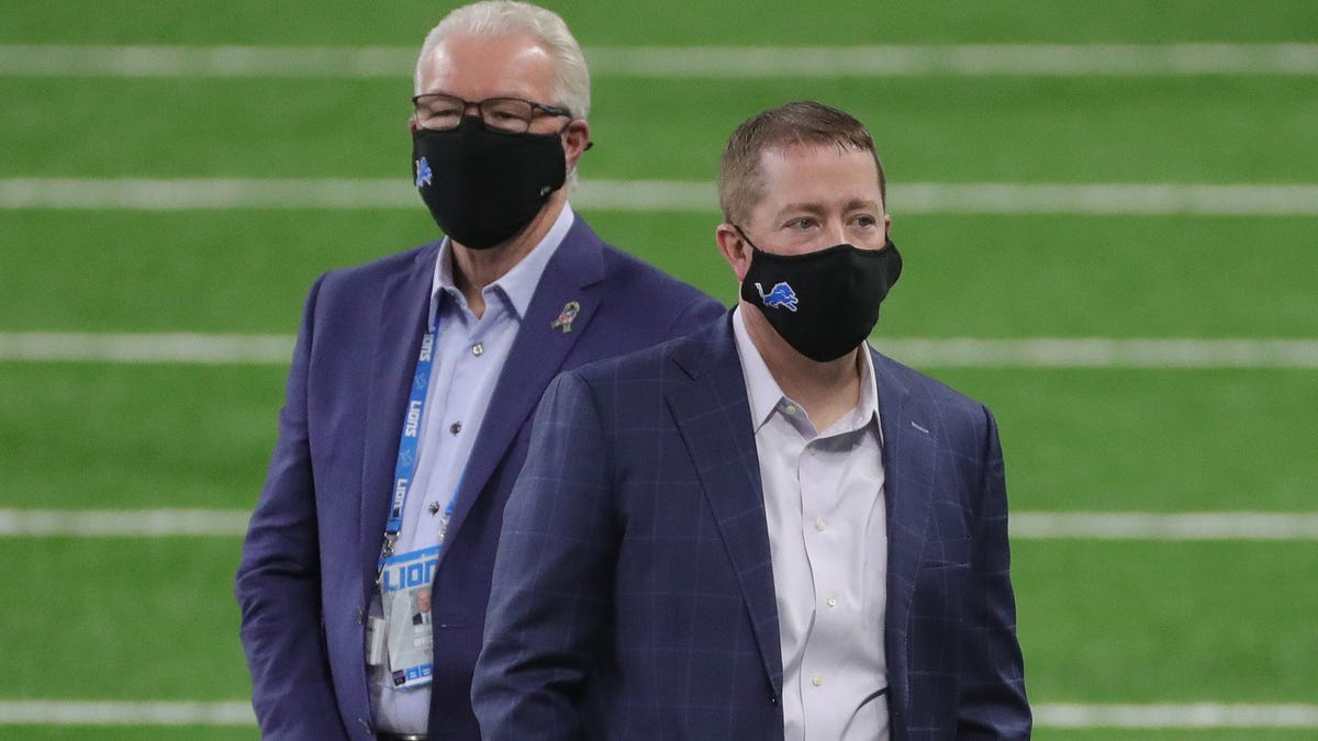 Cleveland Browns hire ex-Detroit Lions GM Bob Quinn as consultant