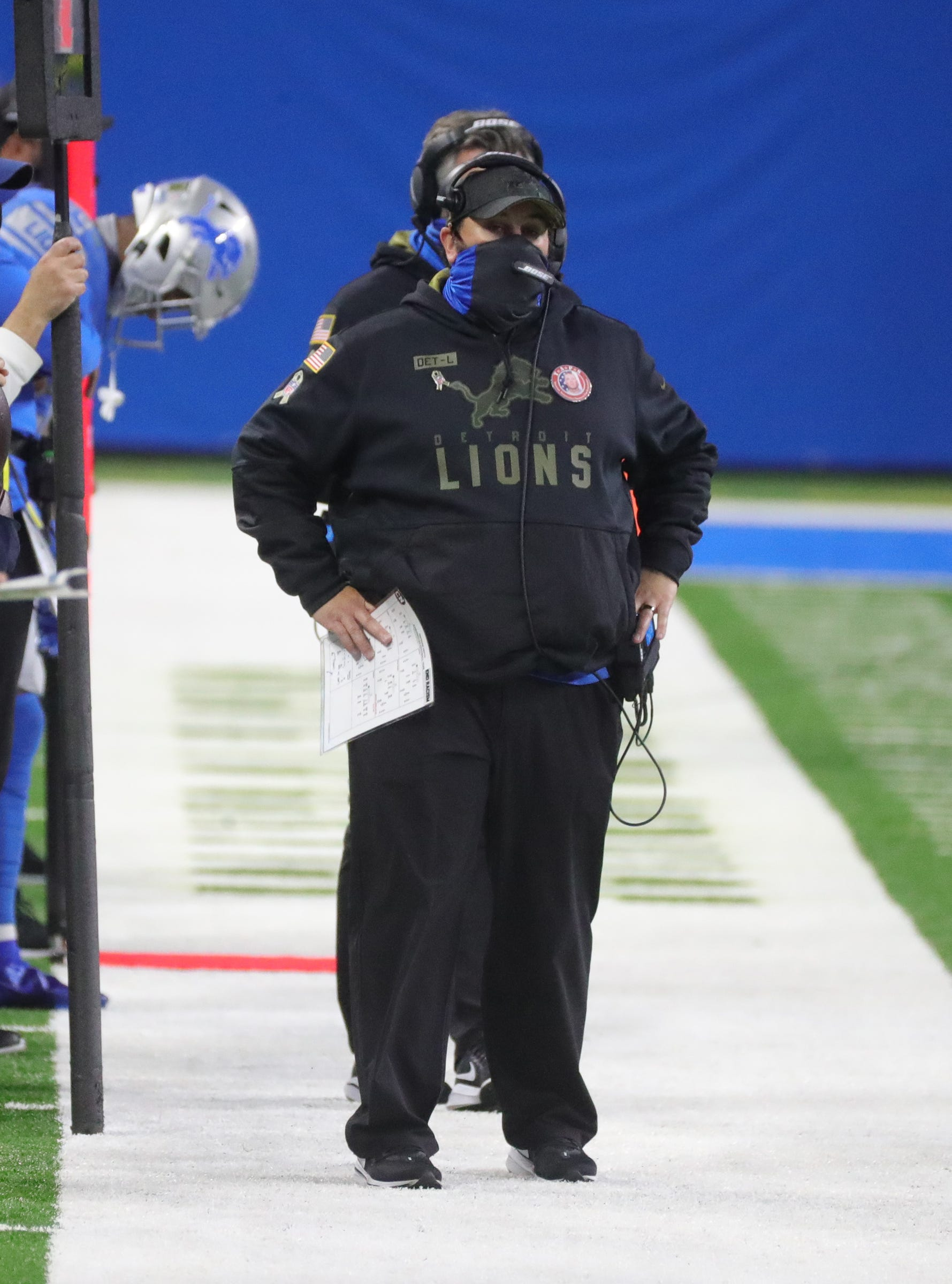 What's ahead now that Detroit Lions have cleaned house? Our experts weigh in