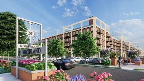 State board OKs tax incentives for Northland Mall redevelopment