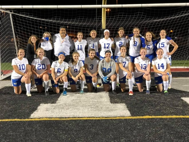 Burris' girls soccer team reached a sectional final this season. At one point, it was unclear if the Owls would have enough players to field a team.