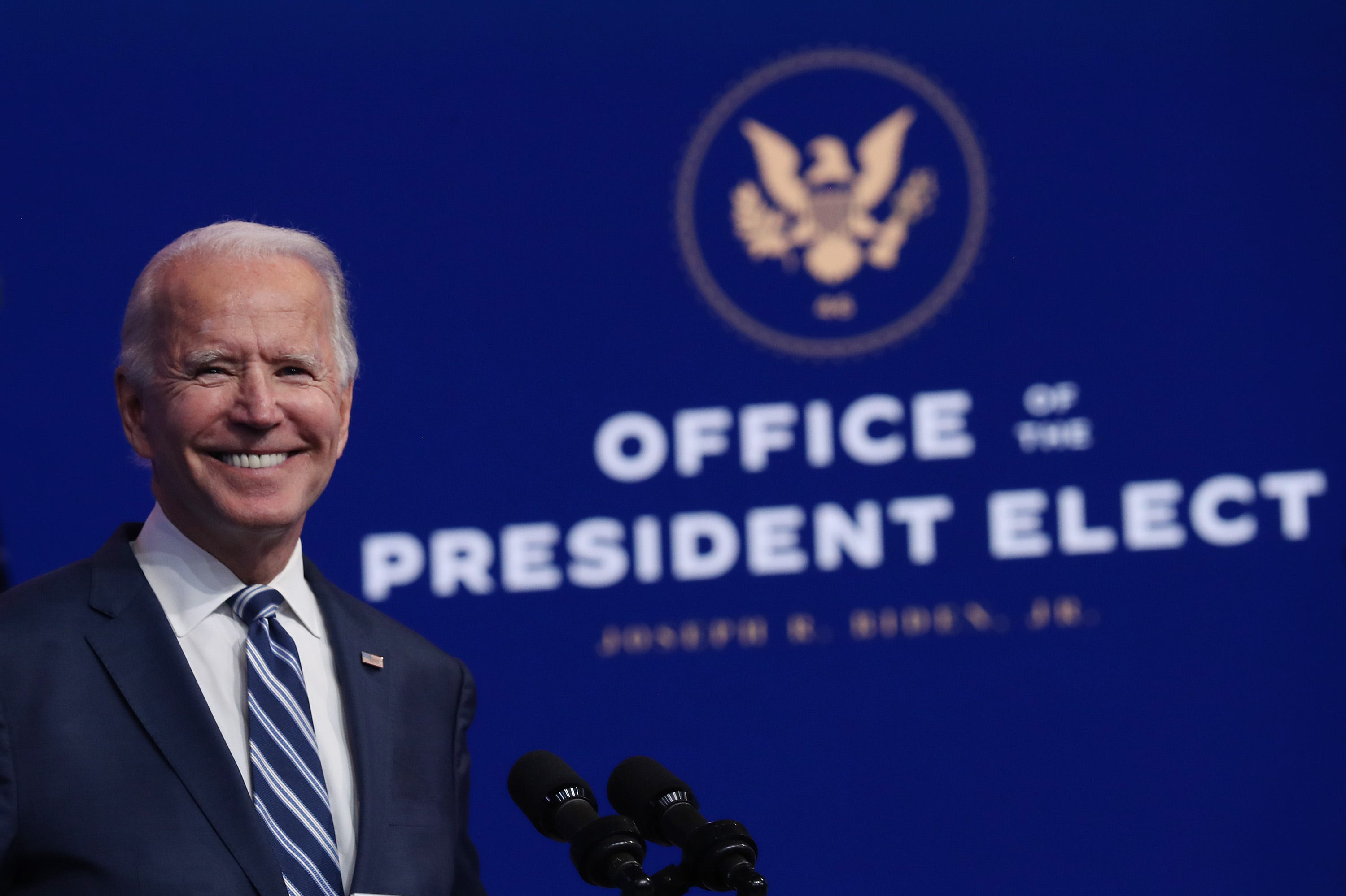 Biden picks for top White House jobs draw contrast with Trump not only on policy but also style