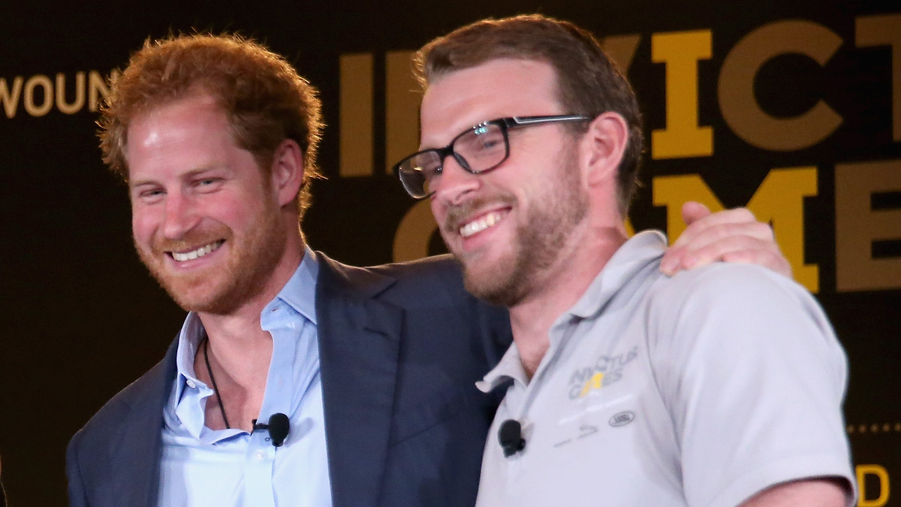 Surprise! Prince Harry pops up on 'Strictly Come Dancing' to encourage pal J.J. Chalmers – USA TODAY