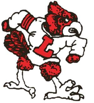 Loudonville Redbirds logo