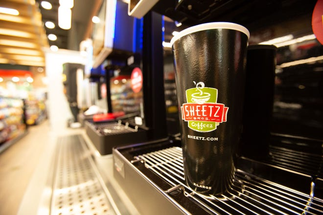 Sheetz stores are offering free self-serve coffees to cardholders once a week into late-January.