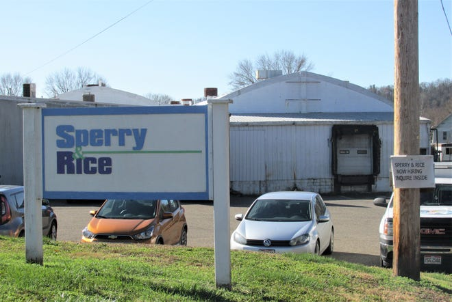 Sperry  & Rice, a specialized rubber, sponge and plastic manufacturer located on County Road 622 in Killbuck, will be adding 30 new jobs over the next three years.