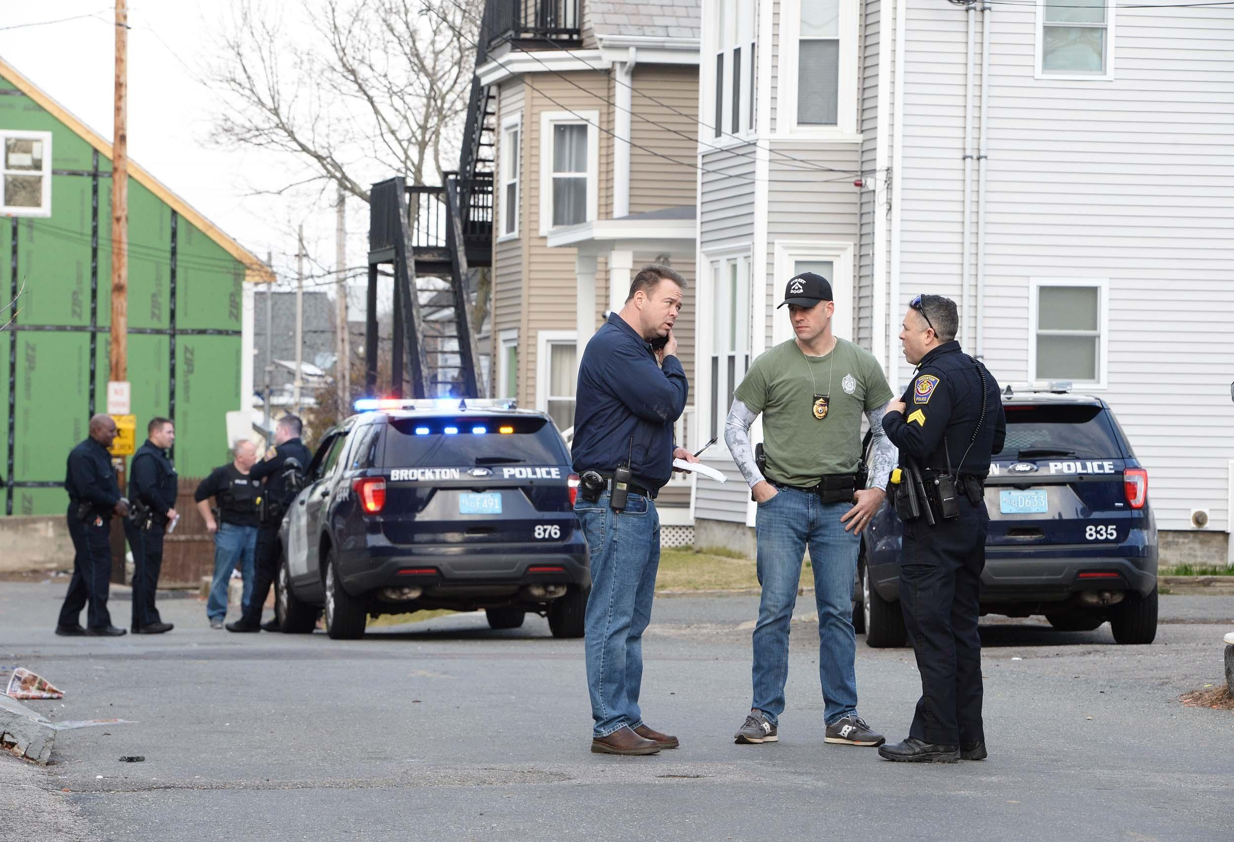 Grand Jury Indicts Brockton Man 18 In March Shooting Of