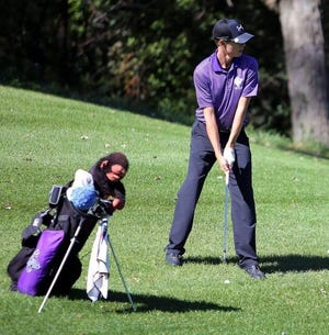 Mount Pleasant High School and Iowa Wesleyan University graduate Kiley Miller was named to the St. Louis Intercollegiate Athletic Conference Men's Golf All-Decade Team.