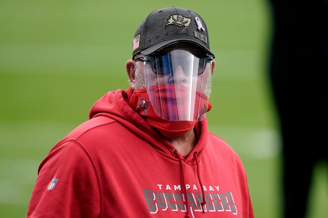 Bucs coach Bruce Arians has sermonized about the need for caution against the coronavirus since training camp commenced. And so far, the Bucs seem to have fared much better than other NFL teams.