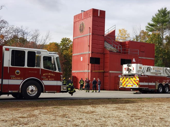 Millbury Fire Department