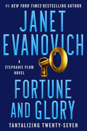 """""""Fortune and Glory"""" by Janet Evanovich"""