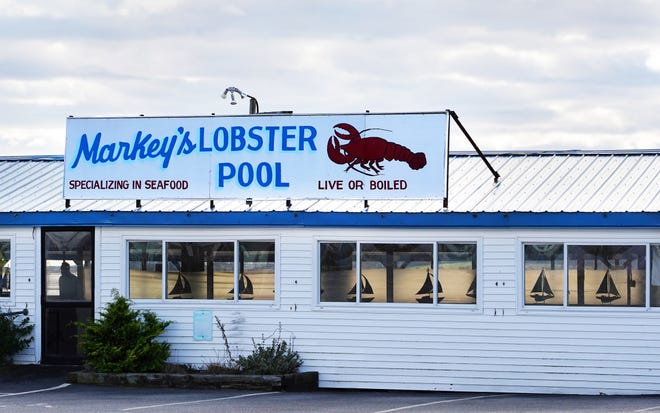 After 50 years, the Markey family is selling the well-known Markey's Lobster Pool, located on Route 286 in Seabrook, directly across from Brown's Lobster Pound.
