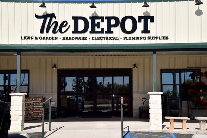 The Depot opened in Miles on November 16. The store offers a wide variety of items from home decor to fencing. They are the only hardware store in Miles and can make bulk orders for their customers.