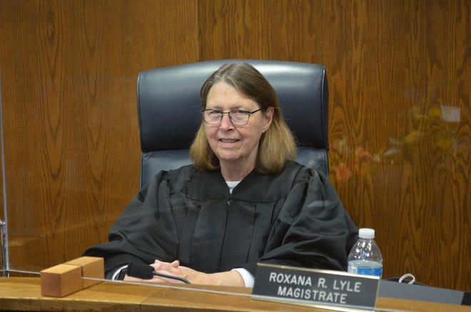 Portage County Magistrate Roxana Lyle is retiring after 39 years of practicing law.