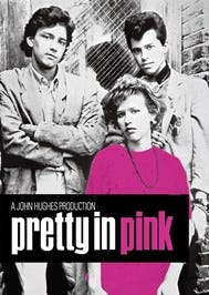 """The Story Theater is showing """"Pretty in Pink"""" this weekend."""