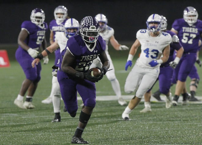 Junior Tyler Gillison is expected to be among the top returnees for Central after being named second-team all-league and all-district as a defensive lineman. He helped the Tigers go 11-1 and reach the Division I state championship game.