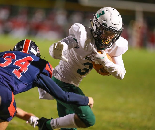 Sophomore Zane Gibbs-Aguon is expected to be among the top returnees for the Westland football team, which finished 0-6 overall and 0-5 in the OCC-Ohio Division.