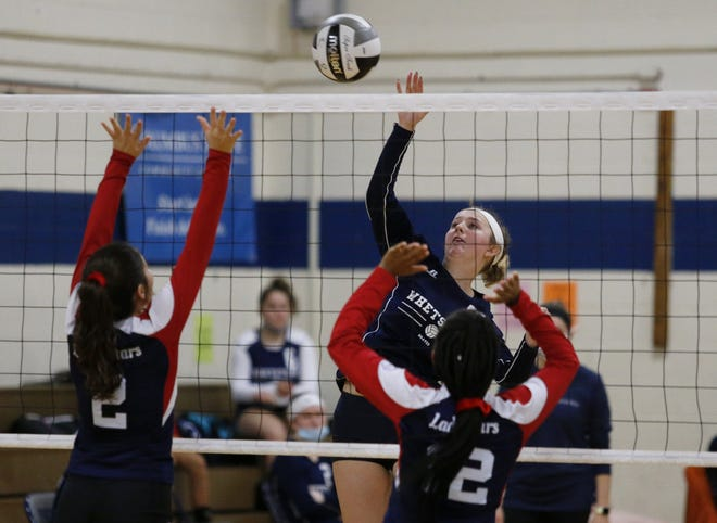 Senior right-side hitter Grace Brigle helped Whetstone go 16-1 overall and 12-0 in the City League-North Division. The Braves lost the league championship match to Africentric, falling 25-18, 18-25, 25-27, 25-20, 15-11 on Nov. 11 at home.