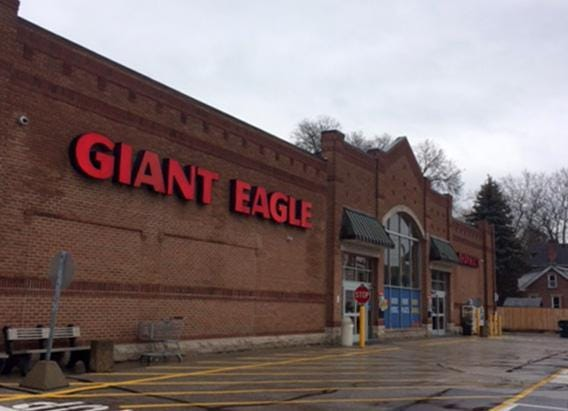 Pizzuti Cos. wants to redevelop the Giant Eagle property on East Whittier Street near German Village.
