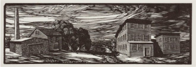 The Old Schwamb Mill, 17 Mill Lane, Arlington, invites residents to visit the gallery to view two new exhibits.