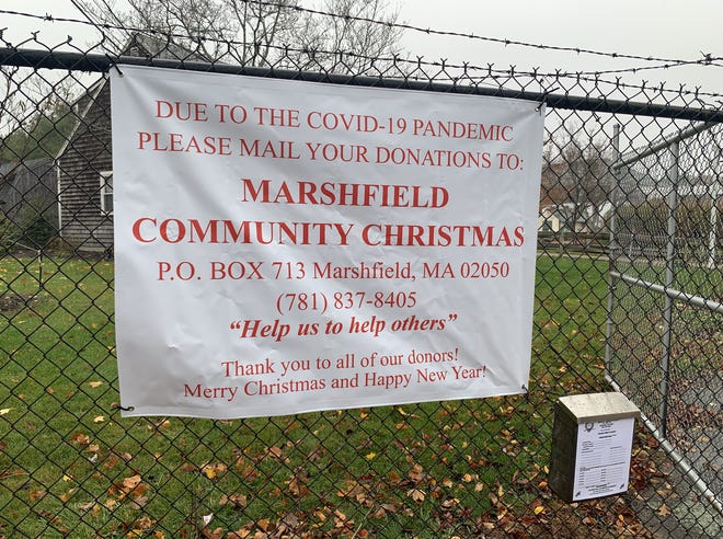 Marshfield Community Christmas has had to make changes to their operation due to the COVID-19 pandemic.