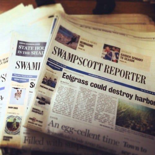 The Swampscott Reporter