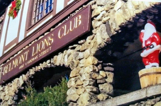 Belmont Lions Club.