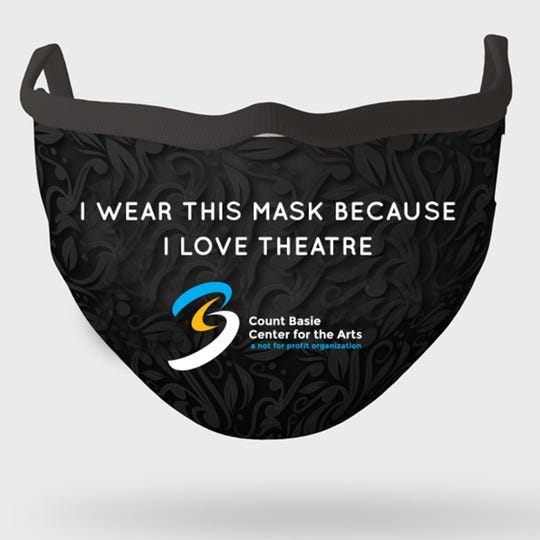 The Count Basie Center for the Arts in Red Bank is now selling face masks online to support the continued life of the Monmouth County arts and education institution.