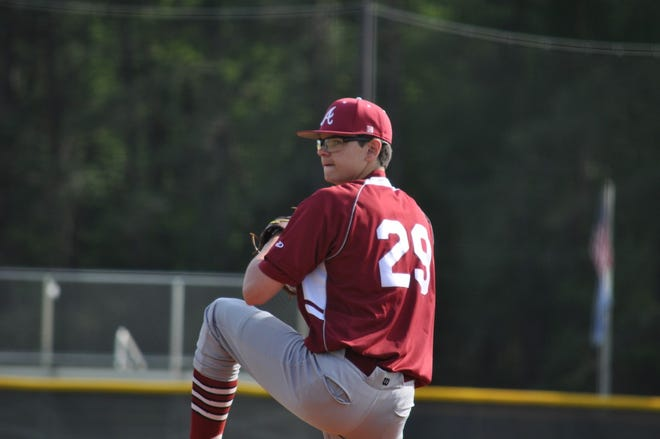 Asheville High senior Sean Clark is the Citizen Times' Athlete of the Week!