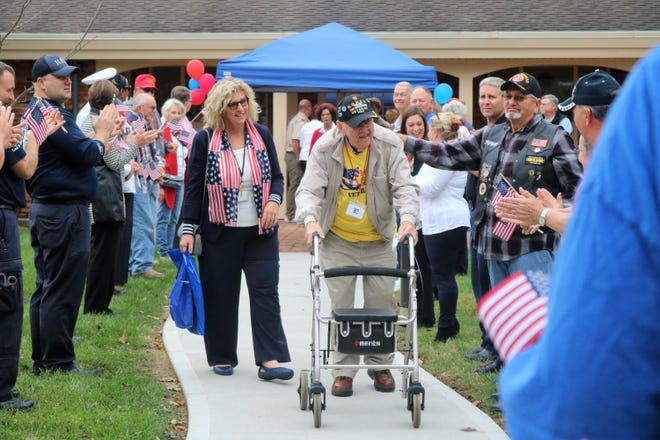 Hospice of Cincinnati honors veterans who are nearing the end of life. They provide services that focus on comfort and quality of life.