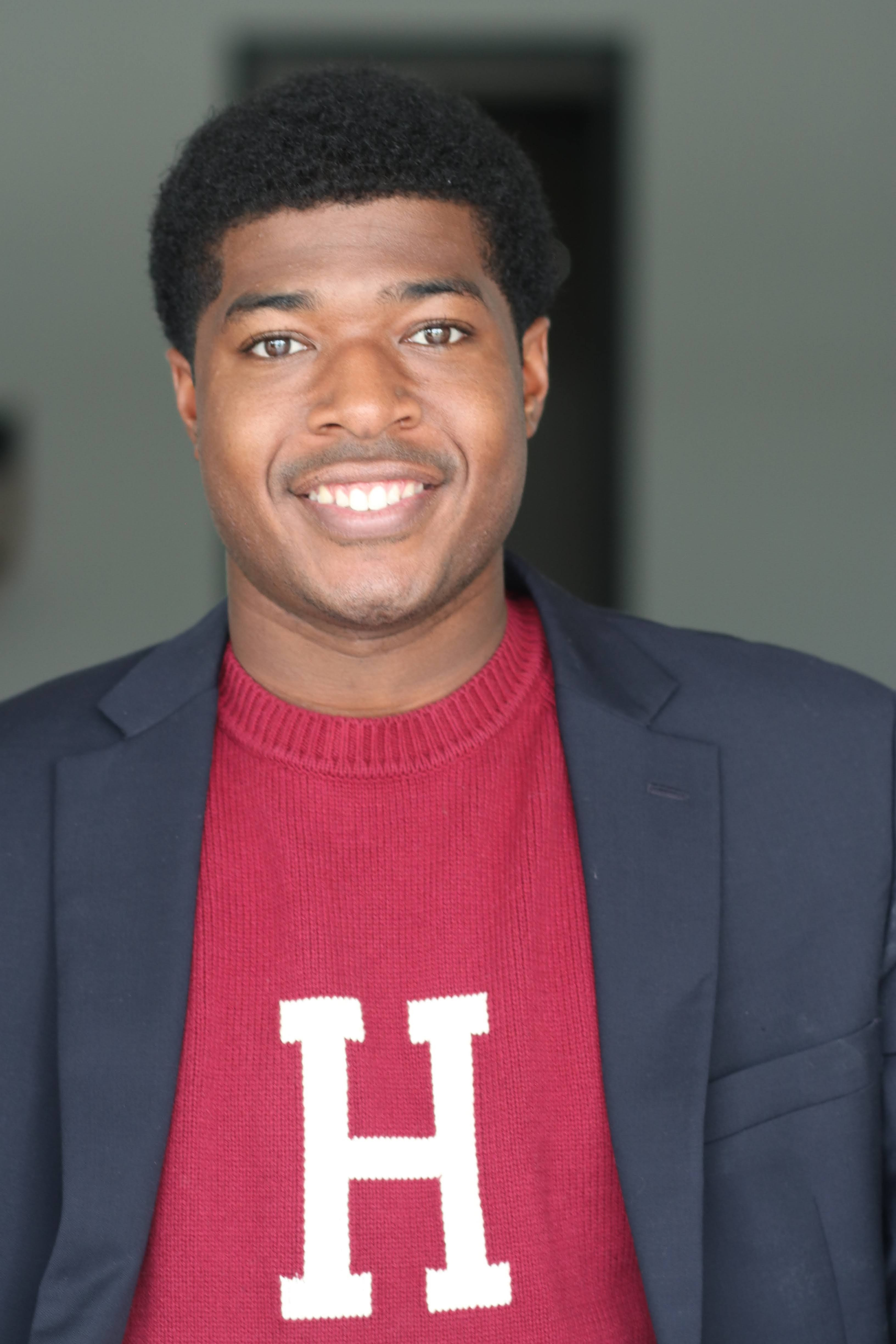 Meet Noah Harris, the first Black man Harvard s student body elected as council president