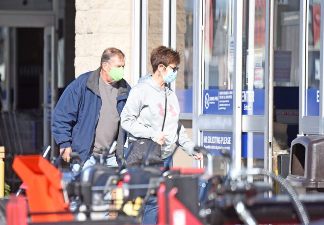 Ohio's health department has issued a statewide order requiring retail customers and employees to wear masks.