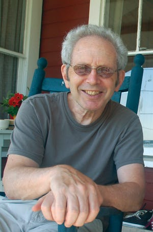 Author, music biographer and novelist Peter Guralnick.